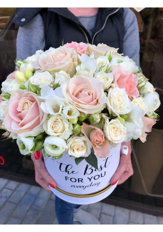 Букет из роз Одри